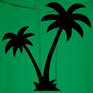 Palm trees T-Shirts - Men's Hoodie