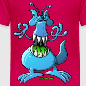 Extraterrestrial Monster Kids' Shirts - Toddler Premium T-Shirt