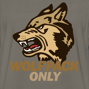 Hangover Wolf Pack Only Kids' Shirts - Men's Premium Long Sleeve T-Shirt