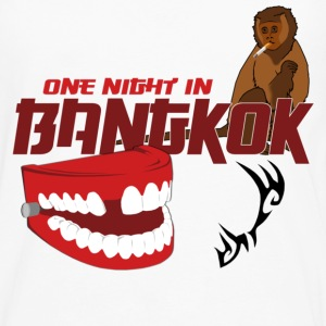 Hangover One Night Bangkok T-Shirts - Men's Premium Long Sleeve T-Shirt