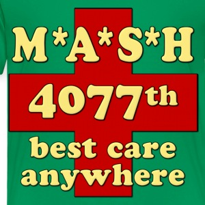 Mash Best Care Anywhere Kids' Shirts - Toddler Premium T-Shirt