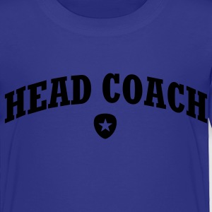 HEAD COACH Kids' Shirts - Toddler Premium T-Shirt