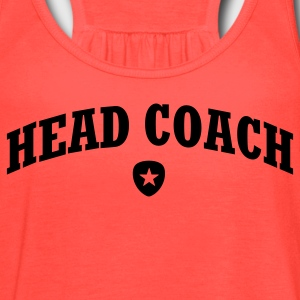 HEAD COACH - Women's Flowy Tank Top by Bella