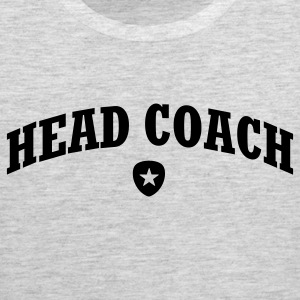 HEAD COACH - Men's Premium Tank
