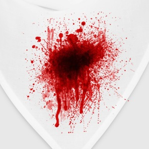 Blood Splatter T-Shirts - Bandana