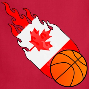 Fireball Basketball Canada T-Shirts - Adjustable Apron