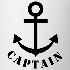 captain T-Shirts - Coffee/Tea Mug