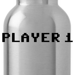 PLAYER 1 T-Shirts - Water Bottle