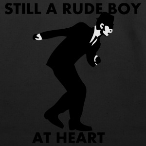 Still A Rude Boy At Heart T-Shirts - Eco-Friendly Cotton Tote