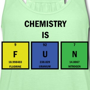 Chemistry is FUN 3XL T - Women's Flowy Tank Top by Bella
