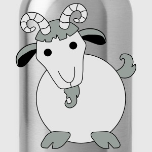 Goat T-Shirts - Water Bottle