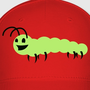 green caterpillar T-Shirts - Baseball Cap