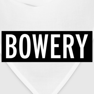 Bowery New York City T-shirt - Bandana