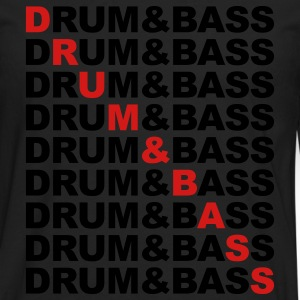 Drum And Bass T-Shirts - Men's Premium Long Sleeve T-Shirt