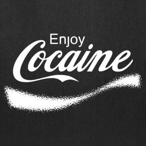 Enjoy Cocaine T-Shirts - Tote Bag