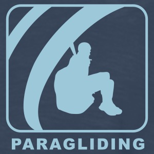 paragliding21 T-Shirts - Men's Premium Long Sleeve T-Shirt