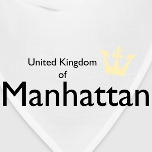 United Kingdom of Manhattan T-Shirts - Bandana