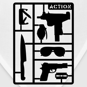 Action Man T-Shirts - Bandana