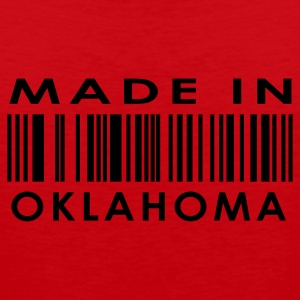 Made in Oklahoma City  T-Shirts - Men's Premium Tank