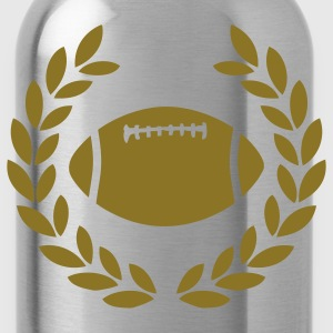 football deluxe T-Shirts - Water Bottle