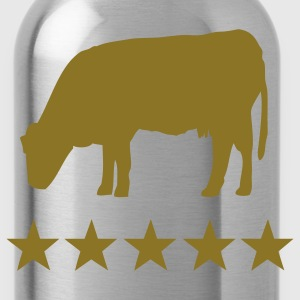 cow deluxe T-Shirts - Water Bottle