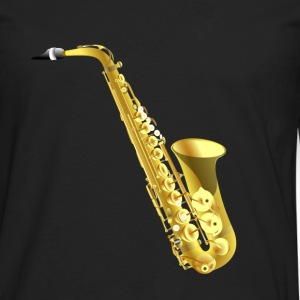 Sax - Men's Premium Long Sleeve T-Shirt