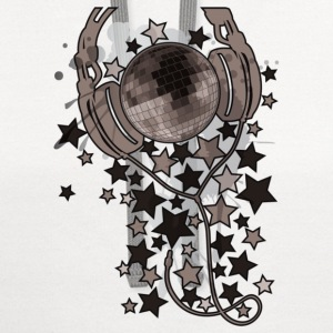 Disco_Ball - Contrast Hoodie
