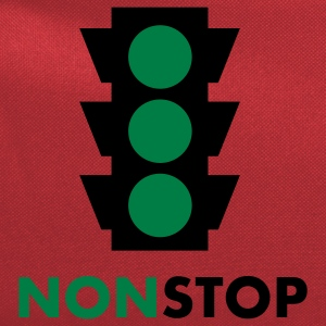 nonstop traffic light 2c T-Shirts - Computer Backpack