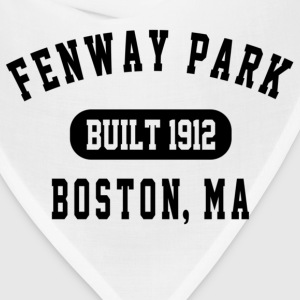 Fenway park boston red sox - Bandana