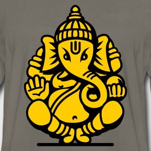 Ganesh Ganesa Ganapati 04_2c Kids' Shirts - Men's Premium Long Sleeve T-Shirt