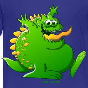 Fat Monster Kids' Shirts - Toddler Premium T-Shirt