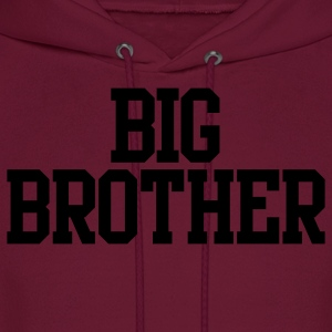 big brother T-Shirts - Men's Hoodie
