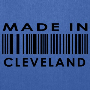 Made in Cleveland  T-Shirts - Tote Bag