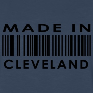 Made in Cleveland  T-Shirts - Men's Premium Long Sleeve T-Shirt