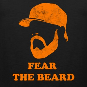 fear the beard - Men's Premium Tank
