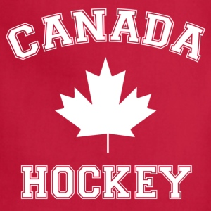 Team hockey canada - Adjustable Apron