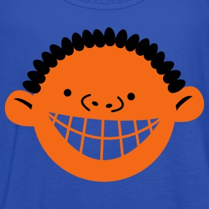 cute kids face with a big cheesy toothy smile T-Shirts - Women's Flowy Tank Top by Bella