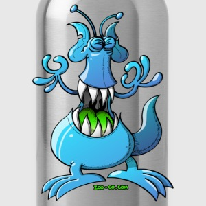 Extraterrestrial Monster Kids' Shirts - Water Bottle