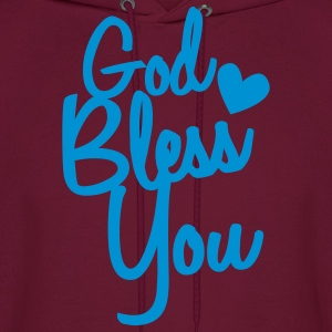 god bless you T-Shirts - Men's Hoodie