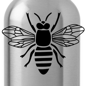 bee i love honey bumble bee honeycomb beekeeper wa Kids' Shirts - Water Bottle