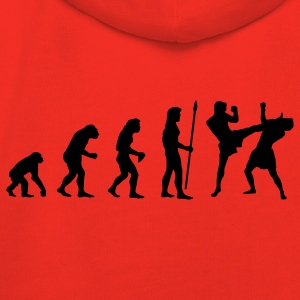 evolution_martialarts1 T-Shirts - Kids' Premium Hoodie