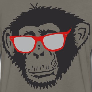 Monkey Love! T-Shirts - Men's Premium Long Sleeve T-Shirt