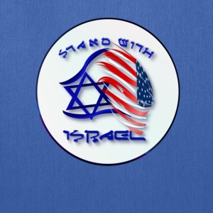 Stand With Israel - Tote Bag