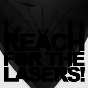 Reach for the Lasers T-Shirts - Bandana