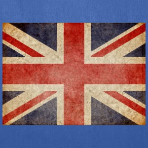 Faded UK Flag T-Shirts - Tote Bag