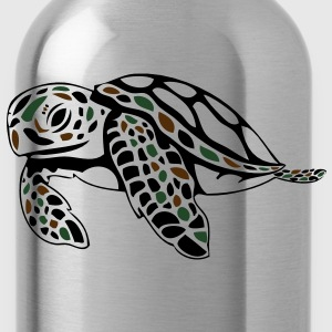 darrseaturtle T-Shirts - Water Bottle