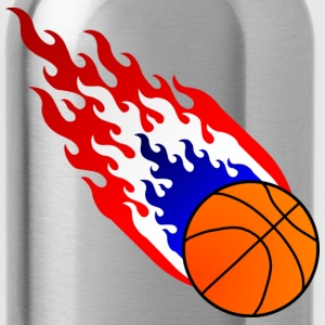 Fireball Basketball Holland T-Shirts - Water Bottle