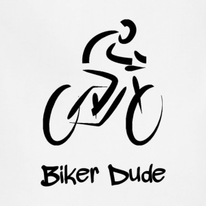 Biker Dude - Adjustable Apron