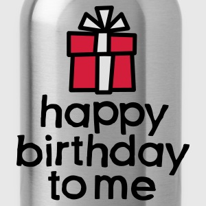 Happy birthday to me T-Shirts - Water Bottle