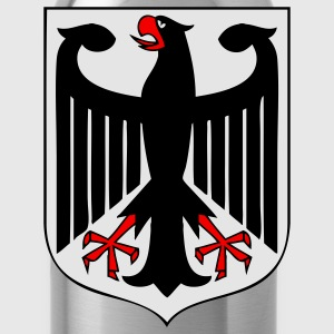 Imperial Eagle of Germany / Deutscher Reichsadler T-Shirts - Water Bottle